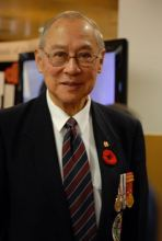 Lieutenant Colonel George Ing, Vice-President