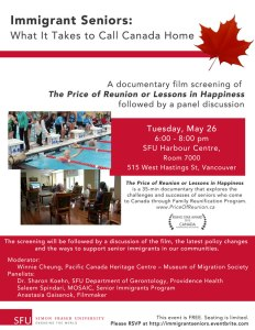 Immigrant Seniors_May26_Event Poster