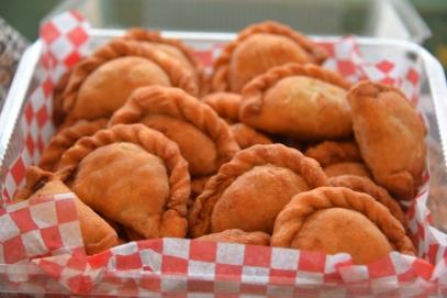 Empanadas from Merienda Bakery