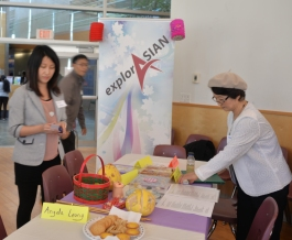 explorAsian table
