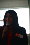 Amandeep Nijjar declaring support for PCHC-MoM