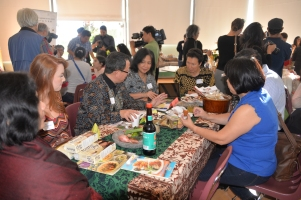 Indonesian table led by CIDS