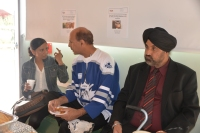 Harb Gill and Raj Toor of Komagata Maru Heritage Foundation