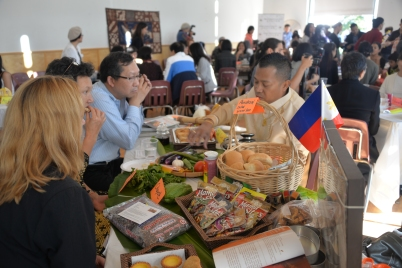Filipino table