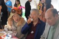 Faye Leung, Jim Wong-Chu, John Barbieri