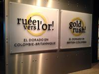 Gold rush! El Dorado in British Columbia