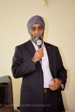 Liberal Party Candidate Harjit Sajjan speaks to support PCHC-MoM's dream of a future museum of migration