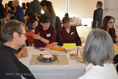 Deputy Mayor Andrea Reimer and the Women Transforming Cities table