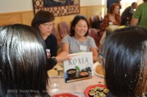 Guests and Storytellers at the Korean table