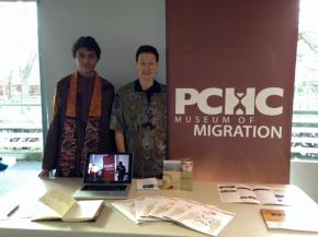 PCHC at the International Tagore Festival