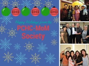 Happy Holidays from PCHC-MoM