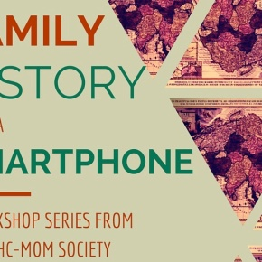 Family History with a Smartphone – A Workshop Series