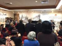 Chinese-Canadian WWII veterans stand to be acknowledged at launch of new exhibition