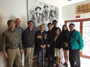 Photo Gallery: Opening of New Chinese Canadian Military Museum Exhibition