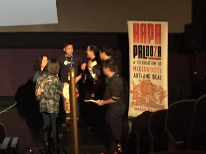 Hapa Society and Hapa-palooza prepares for screening of Mixed Match