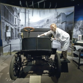 Family Stories Live On Through Our Museums – an Article by ToddWong