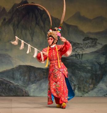 Cantonese Opera Lady (MVOH 2017)
