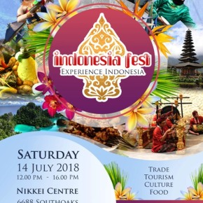 Indonesia Fest | Experience Indonesia