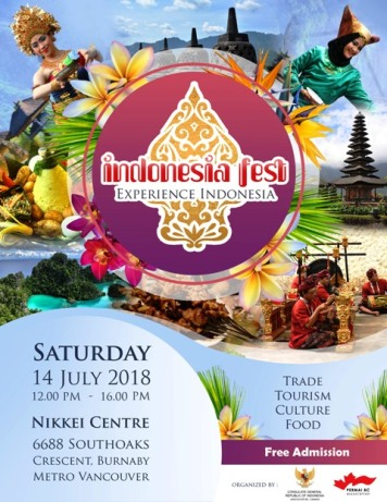 Indonesia Fest Poster