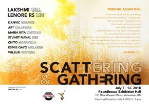 """Scattering and Gathering"" Opening Reception 