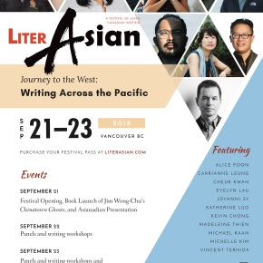 LiterASIAN 2018: Journey to the West