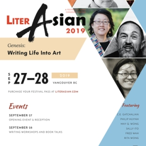 LiterAsian 2019