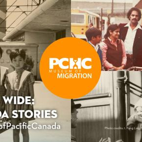 From Far and Wide: Pacific Canada Stories – Official Launch